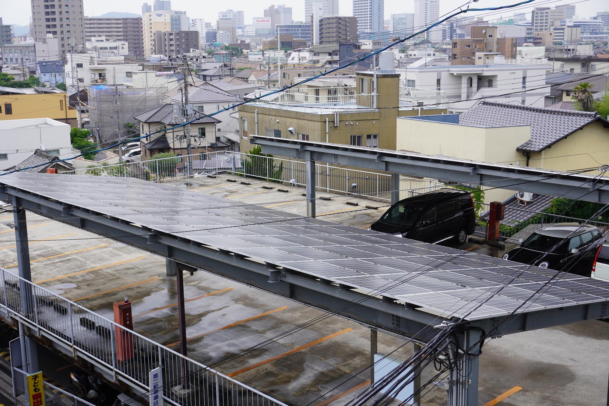 妙林寺太陽光発電システム